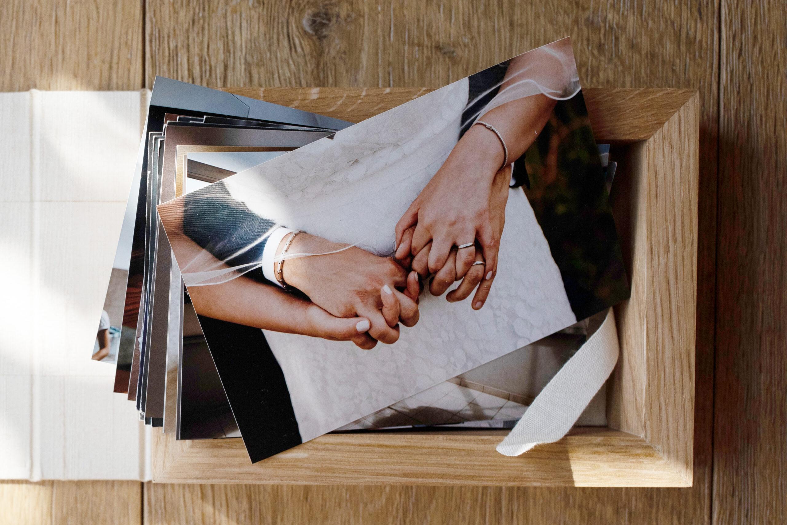 BOX PER STAMPE FOTOGRAFICHE